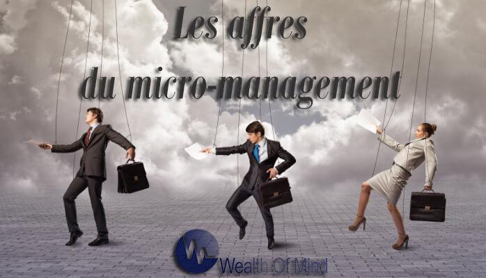 Micro-management